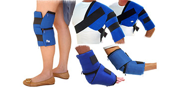 ice pack sports wraps